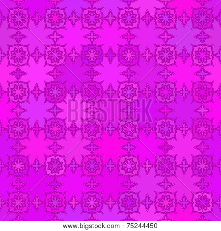 Abstract background Magenta delicate seamless ornament Seamless pattern
