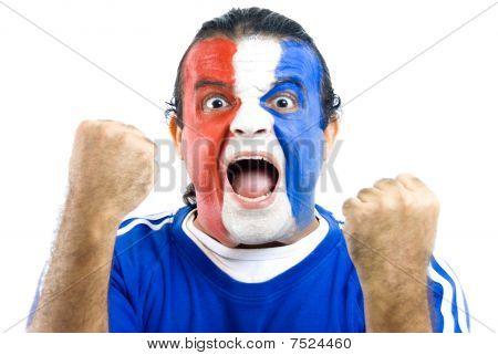 Feliz francés partidario