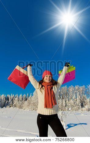 Under the Sun Enjoying the Snow