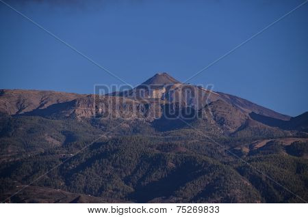 El Teide Volcano