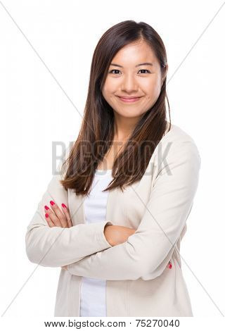 Singaporean woman portrait