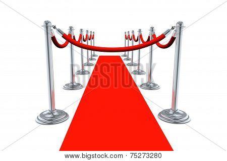Red Carpet No Entry
