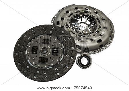 Clutch kit car