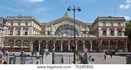 Paris - Gare De Lest