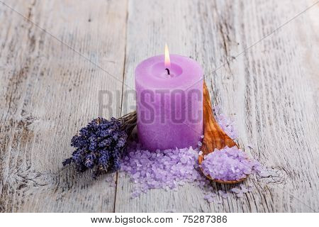 Aromatherapy Concept