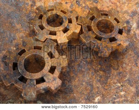 Rusty Old Gears