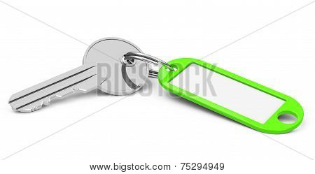 The Green Keychain