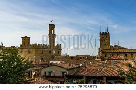 Volterra Over The Roofs