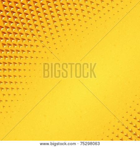 Vector abstract geometric techno background for your design