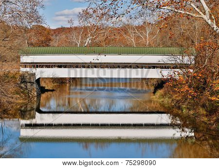Westport Covered Bridge