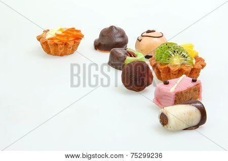 Various Petit fours