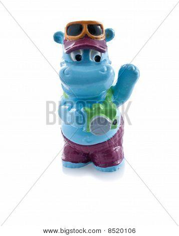 Hippopotamus Toy