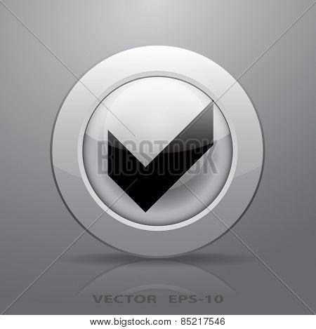 icon of check box