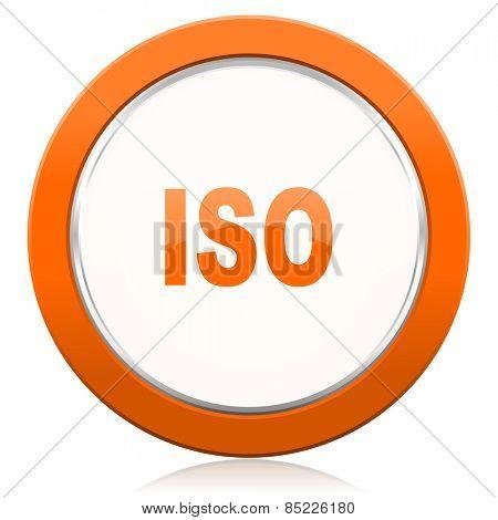iso orange icon