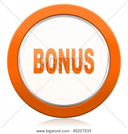 bonus orange icon