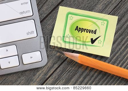 concept of approval