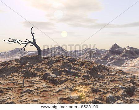 Bleak Badlands