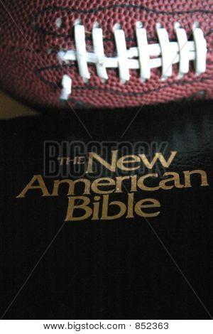 football on bible