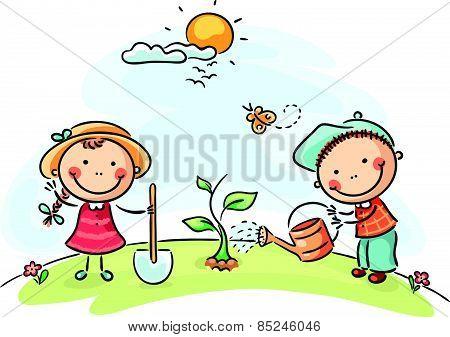 Kids spring activities