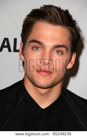 LOS ANGELES - MAR 11:  Dylan Sprayberry at the PaleyFEST LA 2015 -
