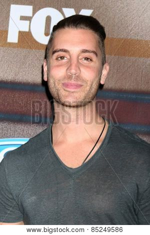 LOS ANGELES - MAR 11:  Nick Fradiani at the