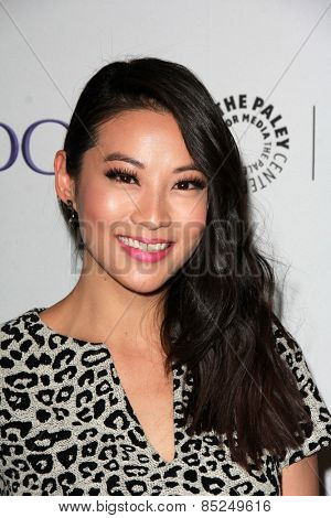 LOS ANGELES - MAR 11:  Arden Cho at the PaleyFEST LA 2015 -