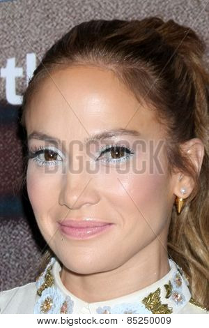 LOS ANGELES - MAR 11:  Jennifer Lopez at the