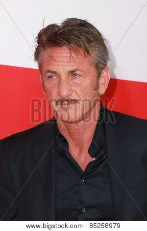 LOS ANGELES - MAR 12:  Sean Penn at the