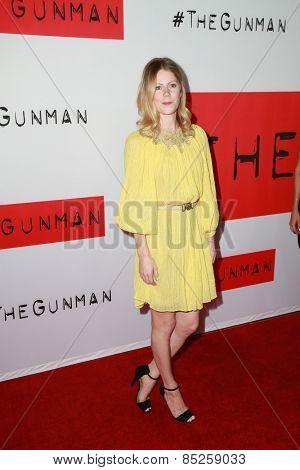 LOS ANGELES - MAR 12:  Hanna Alstrom at the