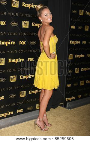 LOS ANGELES - MAR 12:  Kaitlin Doubleday at the