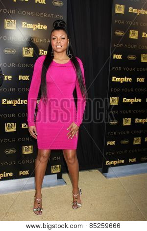 LOS ANGELES - MAR 12:  Taraji P Henson at the