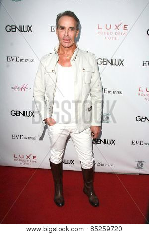LOS ANGELES - MAR 12:  Lloyd Klein at the GENLUX Magazine 10th Anniversary Party at the Eve by Eve's on March 12, 2015 in Beverly Hills, CA