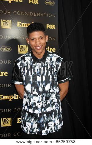 LOS ANGELES - MAR 12:  Bryshere Y. Gray at the