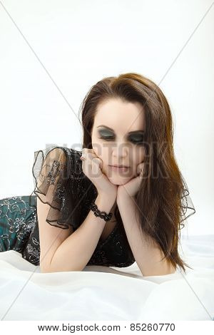 Sad Pretty Woman