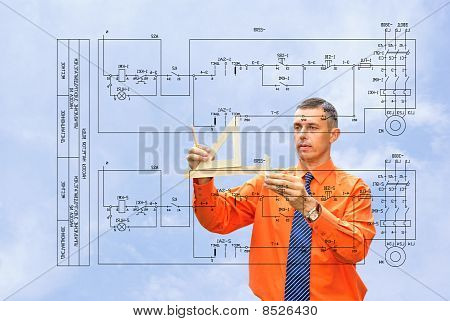Engineer-designing