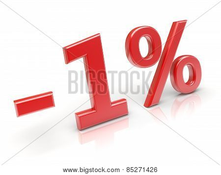 1% Discount