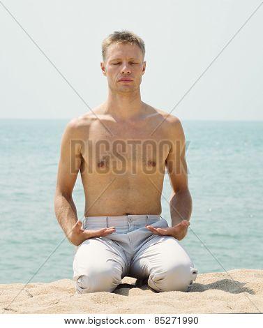 Medatating