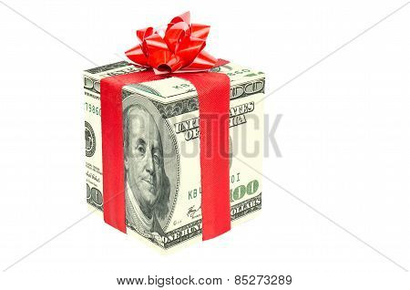 Gift dollar