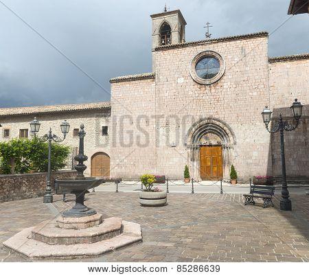 Leonessa (rieti, Italy)