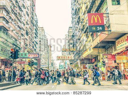 People In Hong Kong