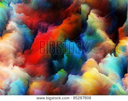 Advance Of Colors