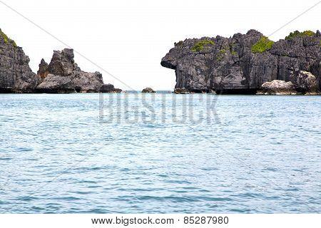 Blue Lagoon   Thailand Kho Phangan      Water   China Sea