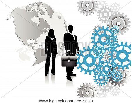 business concept design. vector