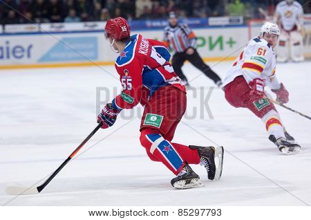 B. Kiselevich (55) In Action