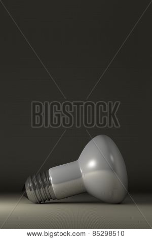 Krypton Light Bulb Lying