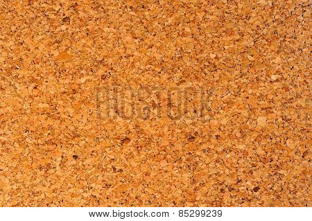 Varnished Cork Oak Bark Wood Texture