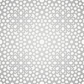 stock photo of eastern culture  - Background with seamless pattern in islamic style - JPG