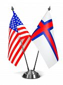 stock photo of faroe islands  - USA and Faroe Islands  - JPG