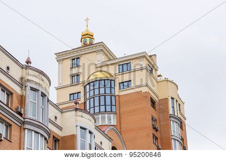 Church On The Roof