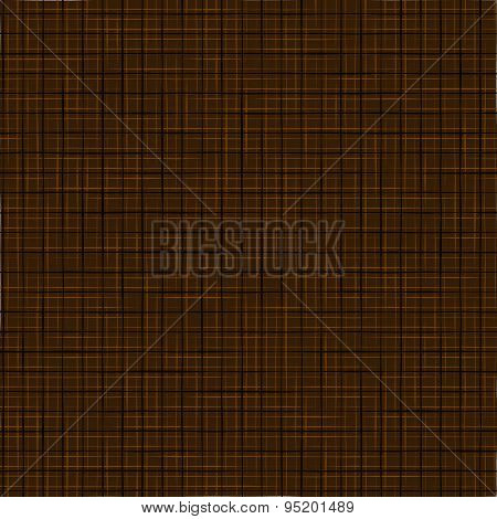 Brown Background Imitating Fabric